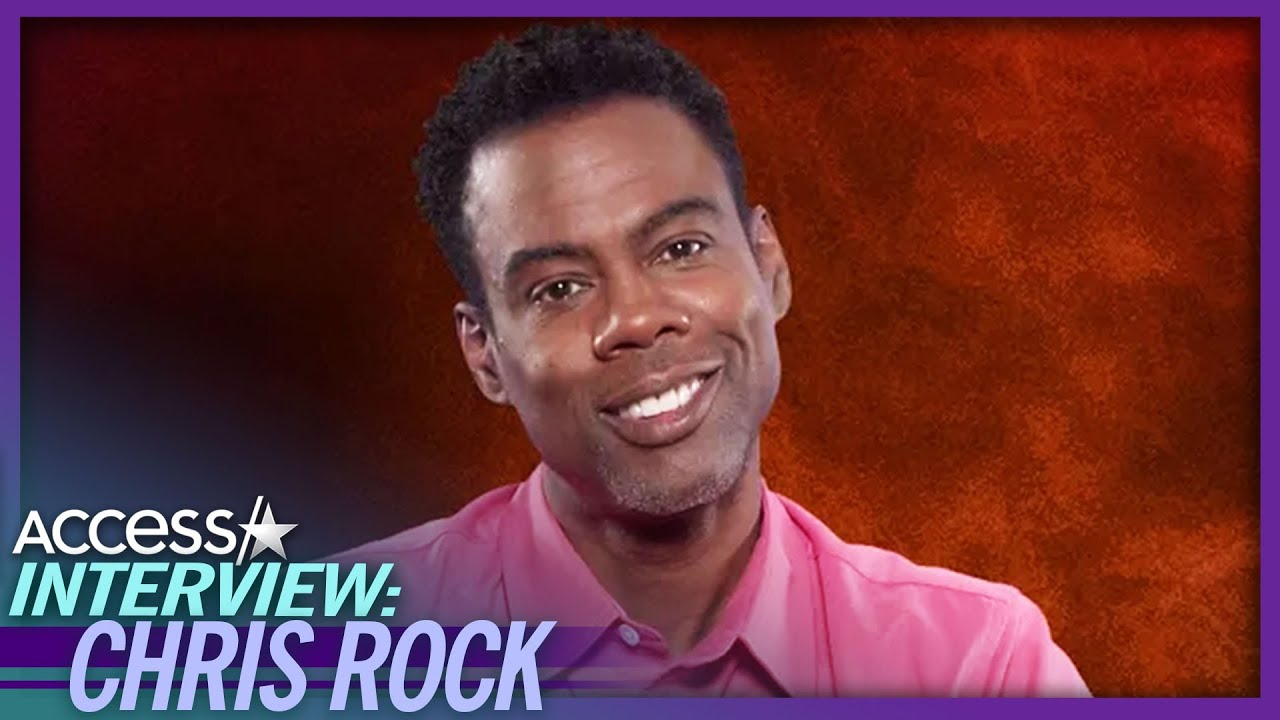Chris Rock Would Love To Host The Oscars Again