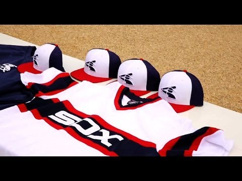 purchase cheap 1f8f0 f2937 White Sox show off uniform changes