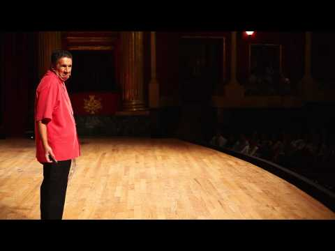 El Miedo no se quita… no es una mancha   José Torre   TEDxGuadalajara