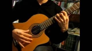 Чёрная Луна  (Агата Кристи) - переложение для гитары(Ноты и табулатура этой аранжировки: http://www.plati.ru/asp/pay.asp?id_d=1020917 гитара: PhilPro MC29CE N (темброблок с пьезодатчиком)..., 2010-09-30T18:53:15.000Z)