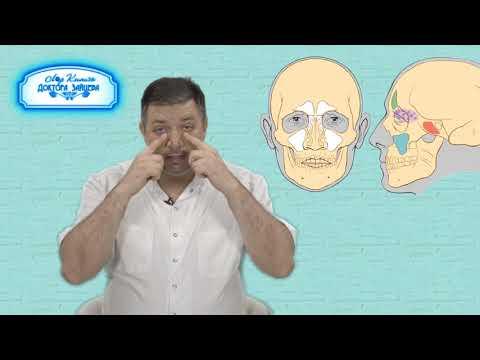 От очков болит нос
