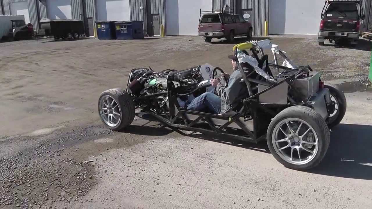 tecmotion 39 s 33 hot rod go kart test drive youtube. Black Bedroom Furniture Sets. Home Design Ideas