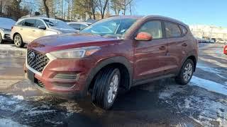 New 2020 Hyundai Tucson Framingham, MA #17439