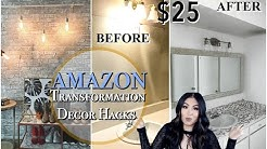 AMAZON HACKS: Transform your Room & Trendy Decor