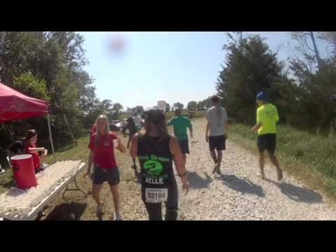 GoPro HD Hero2: 2012 WARRIOR DASH MISSOURI