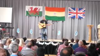 Glimpses of Indian Cultural Evening 2012 (Aberystwyth) - Part 1 - Chhodo Kal KI Baatein