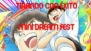 Doble éxito en el Mini Dream Fest - Captain Tsubasa Dream Team