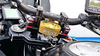 Демпфер Scotts KTM 1290 Adventure