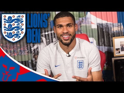 Loftus-Cheek Answers Your Questions After England Win! | Lions' Den Episode Eight | World Cup 2018