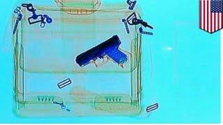 TSA fail! Undercover agents smuggle 'weapons' past TSA 95 percent of the time - TomoNews