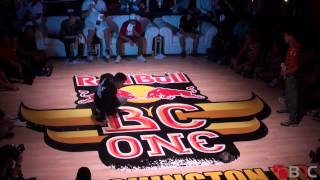 Dynamike Vs Super Herick | 1st Round | Red Bull BC One Washington DC Cypher | BNC