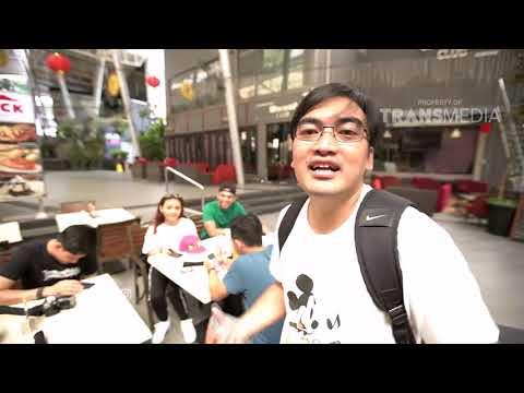 COMEDY TRAVELER - Teh Rina Dicyduk Pak Eprod!! (11/3/18) Part 2