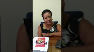 Sra. Margarete Franco, mais uma cliente aposentada e satisfeita com prestação de serviços.