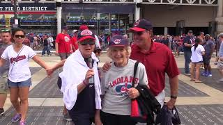 Indians fans sound off after Tribe gets 21st straight win