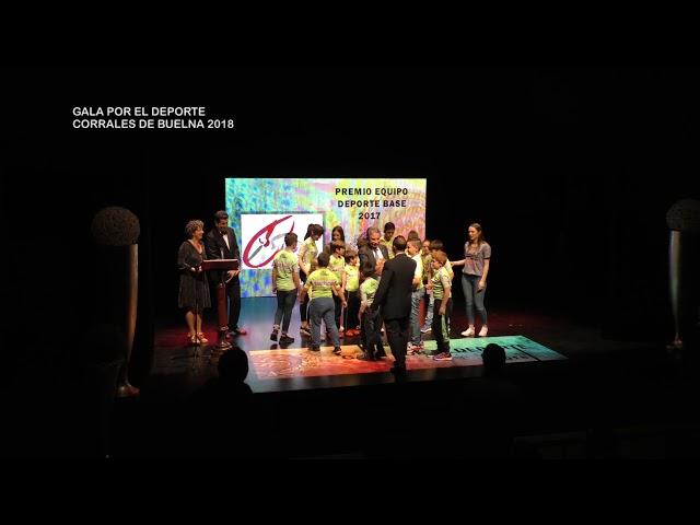 Los Corrales destaca a sus deportistas en la Gala por el Deporte