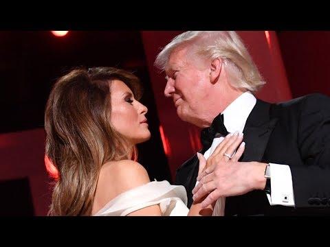 Melania And Donald's