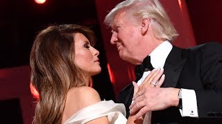 Melania And Donald's Most Awkward Moments Ever