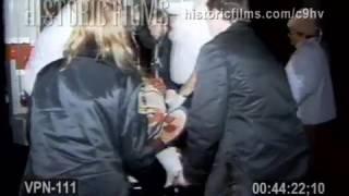 MALE SHOT, 228 WEST 62 STREET, MANHATTAN, UPPER WEST SIDE - 1988