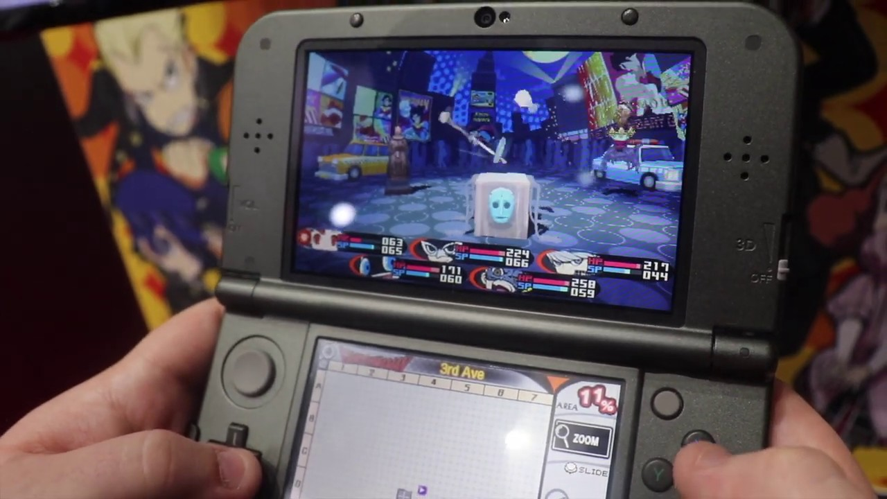 Nintendo 3DS » SEGAbits - #1 Source for SEGA News