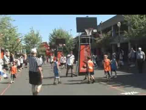 Trail Blazers 3-on-3 Street Jam 2008 - Division Ch...