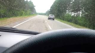 TLC Prado 150, 2,7 бензин, 80-160 км/ч.