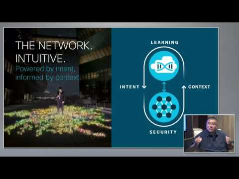 Cisco DNA Enterprise Network Architectures with Mark Montanez