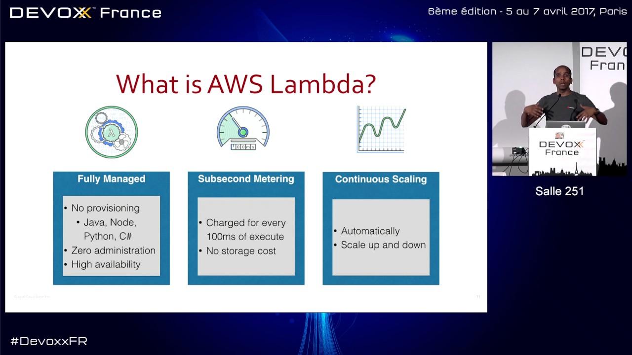 Deploy your microservice using Amazon Web Services S3, API Gateway, Lambda  and Couchbase Arun Gupta