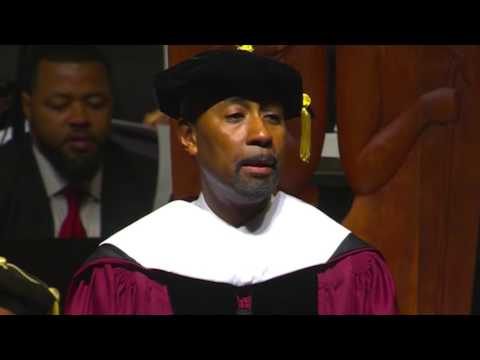 Morehouse College President has died