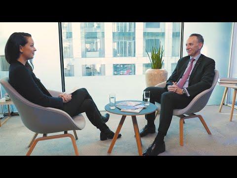 Résultats Annuels 2019 : Interview De Thomas Buberl, Directeur Général D'AXA