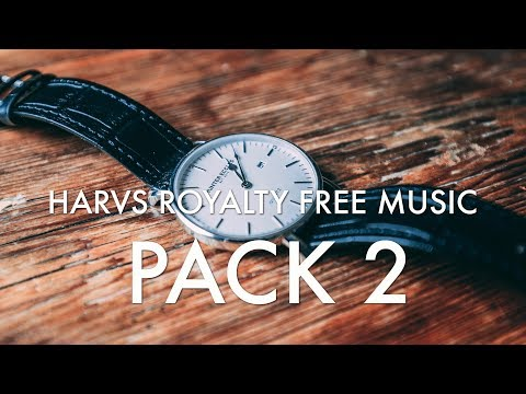 Harvs Royalty Free Music | Pack 2 Preview