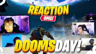 "REAZIONE COMPLETA ALL' EVENTO ""DOOMSDAY""!"