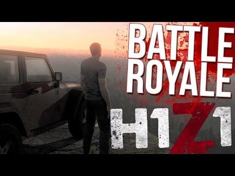 H1Z1 Battle Royale Gameplay - KICKING ASS! (Top Placement) - H1Z1 Gameplay Highlights BattleRoyale
