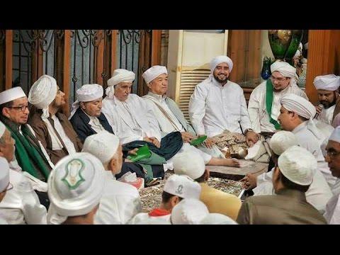 QOSIDAH Habib Syekh Abdul Qadir Assegaf Bersama Habib Umar bin Hafidz | Al Fachriyah