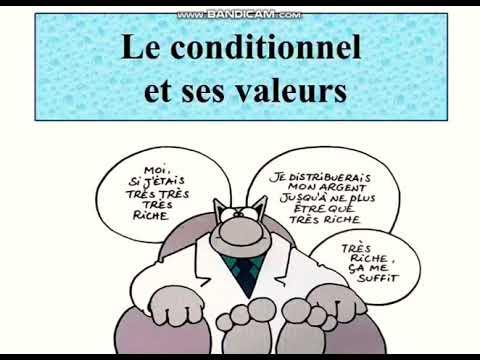 Download Le conditionnel - Conjugaison française