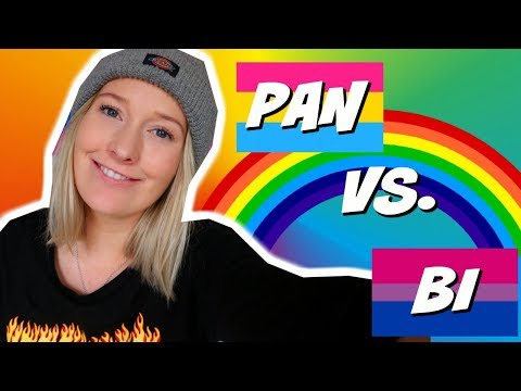 Pan sexuality bisexuality