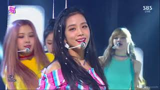BLACKPINK - FOREVER YOUNG (Stage Mix/교차편집) HD