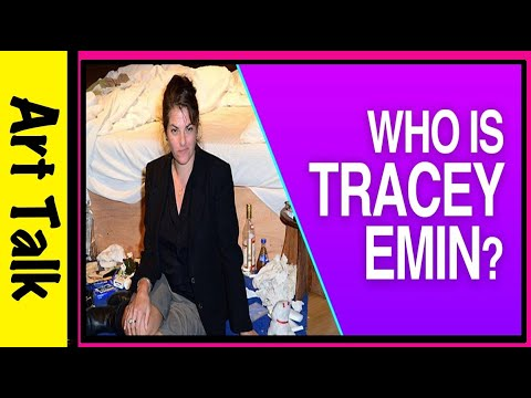 Who is Tracey Emin? - Artist Review Critic -
