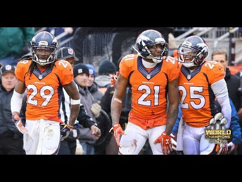 Denver Broncos Secondary || No Fly Zone || Panda || Super Bowl 50 Champs