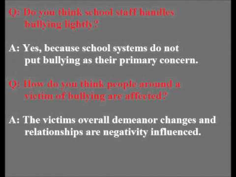 informative essays on bullying Included: informative essay content preview text: bullying is a common word that we hear often it is heard most often in the school yard what is bullying, and what makes a bully do what.