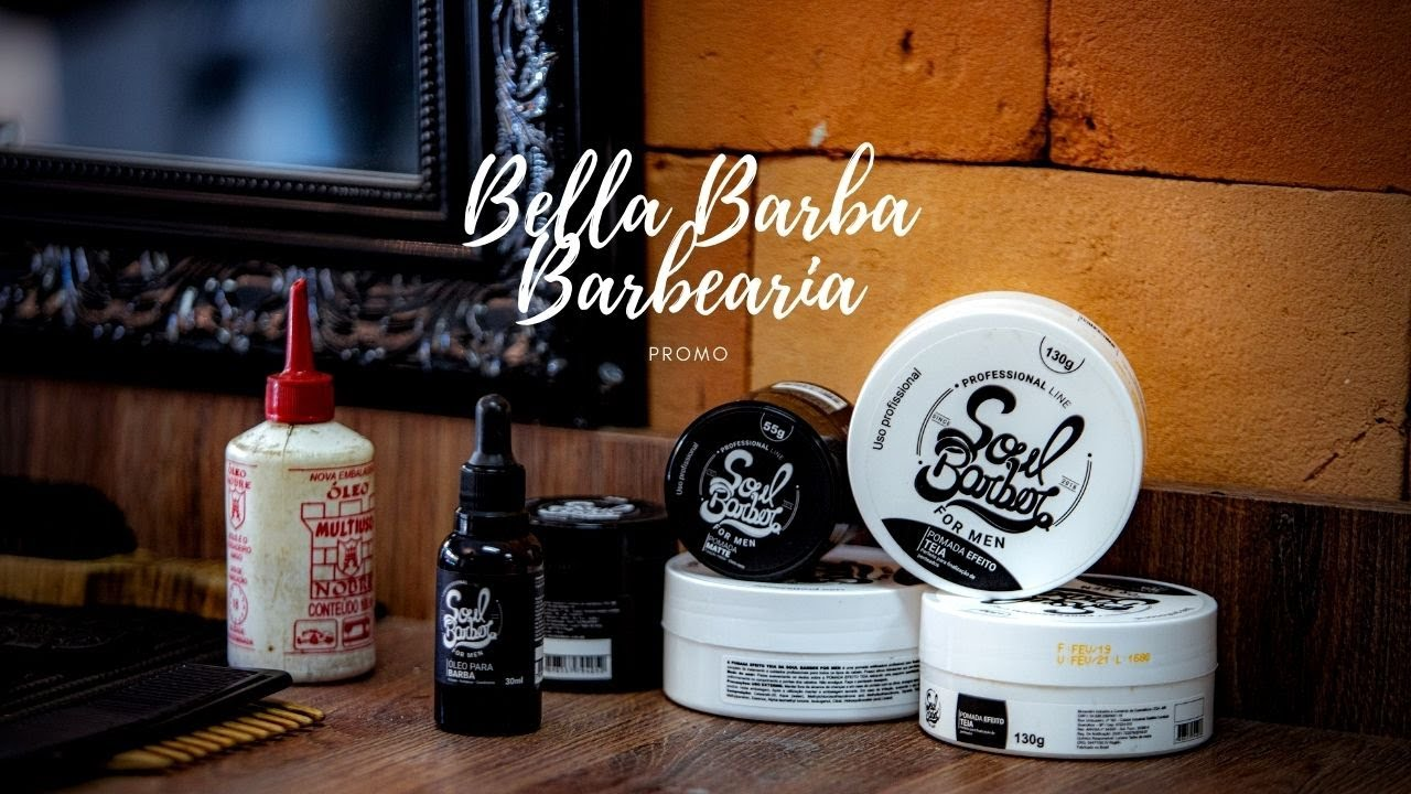 Portifólio - Bella Barba Barberia