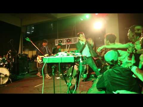 THE BRANDALS - Obsesi Mesin Kota Live on Record Store Day Indonesia 2017 Kun-Cit Jakarta