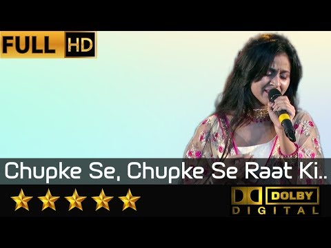 Chupke Se, Chupke Se Raat Ki - चुपके से, चुपके से रात की from Saathiya (2002) by Gautami Vinayan