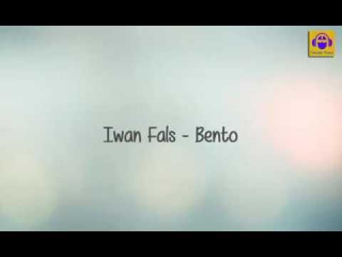 IWAN FALS  BENTO WITH LIRIK   LIRIK