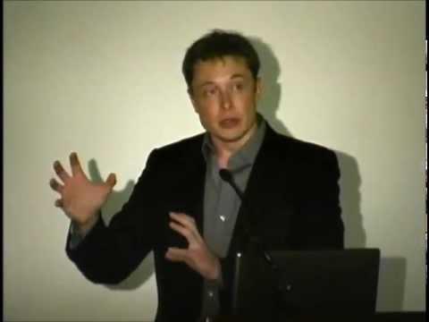 "Elon Musk ""Mars Pioneer Award"" Acceptance Speech - 15th Annual International Mars Society Convention"