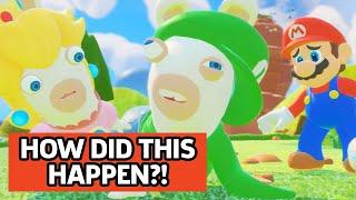 Mario + Rabbids Kingdom Battle - Opening Cinematic