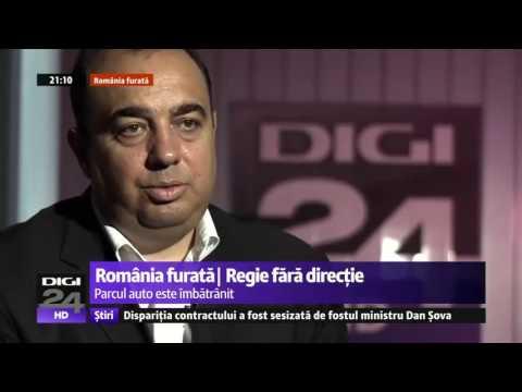 RATB-ul Furat la Romania Furata! Digi 24 Sindicatul Transportatorilor APT din RATB