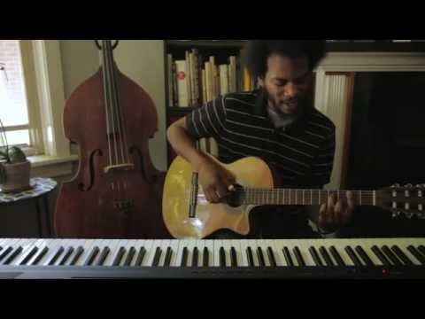 """Charles Williams- """"Intentions"""" & """"Resilience"""" // Room Tone"""
