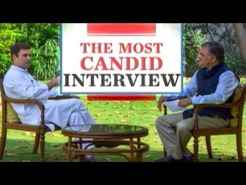 Exclusive: Rahul Gandhi's most revealing interview yet (Full Length)