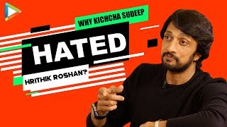 """Flops can never KILL an actor, What KILLS an actor is…"": Kichcha Sudeep  Dabangg 3   Hrithik Roshan"