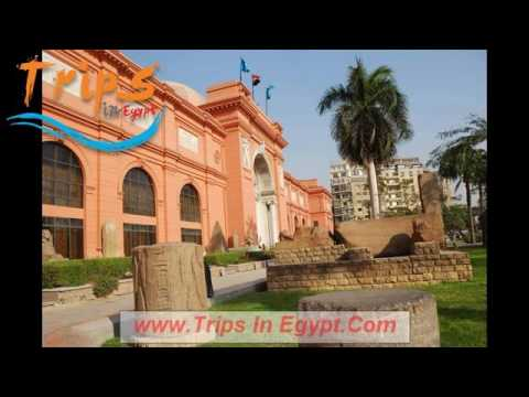 Tour to Cairo & Giza pyramids from Port Said || Trips In Egypt